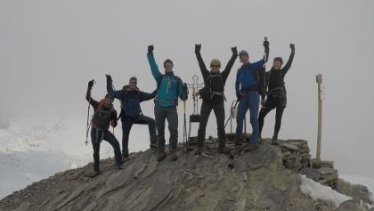 Summit Monte Bellino