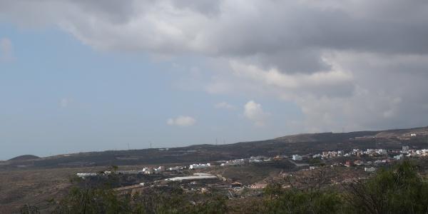 Ausblick von der TF-28