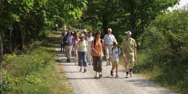 Wanderer Gernsbacher Runde