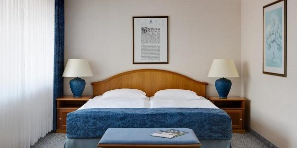 Standard Doppelzimmer Parkhotel Meissen