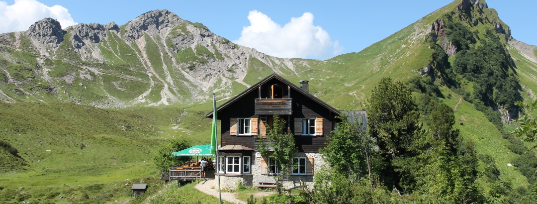 Landsberger Hütte