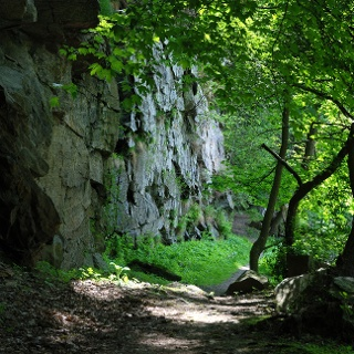 Ruine Buchenstein-Weg