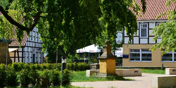 Ortskern Steinhagen