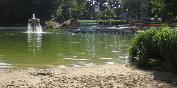 Strand Waldbad