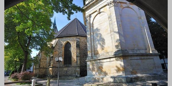 Stadthagen Mausoleum