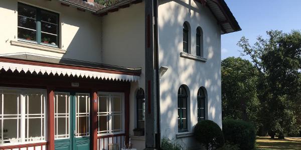 Pförtnerhaus der Villa Hügel, Essen