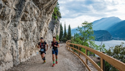 Garda Trentino Trail 2018 - la Ponale