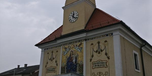 Pfarrfahrtskirche Maria Ellend