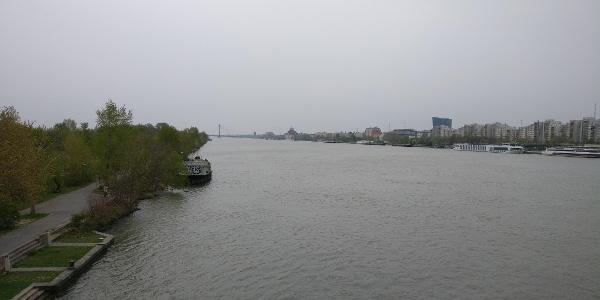 Donau bei Wien