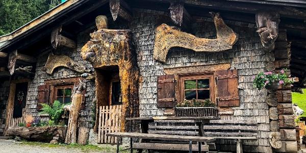 Almhütten in der Steiermark