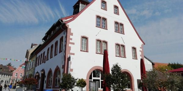1a Altes Rathaus Heimatmuseum Touristinfo