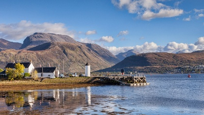 Loch Linnhe, Fort William