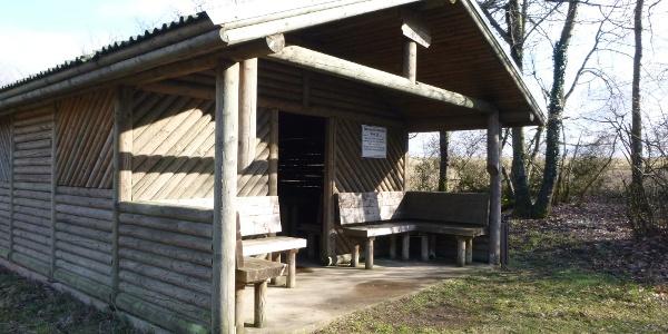 Schutzhütte Maria Zill