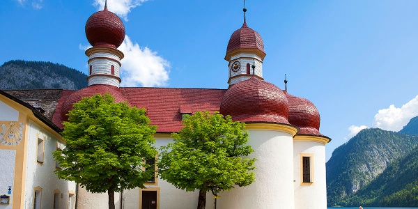 <![CDATA[Weltberühmte Wallfahrtskirche]]>