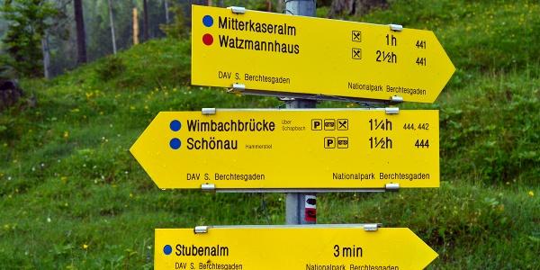 Familien Ausflug zum Bischofswieser Märchenpfad