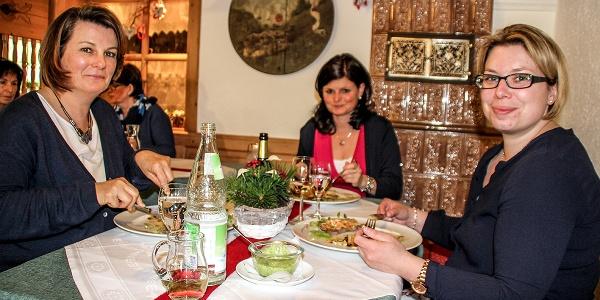 Richtig gut bayerisch essen im Wirtshaus Wachterl