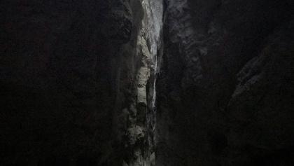 Engstelle in der Gorge de Régalon