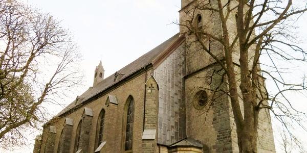 St. Pankratius Reiste