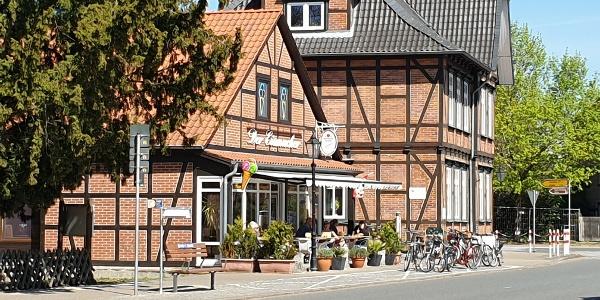 Eiscafé in Gartow, Hahnenberger Str. 2
