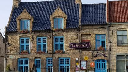 Le Bruegel - traditionelles Restaurant in Bergues