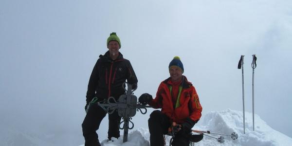 Gipfelbild Östl. Seespitze 3.416 m