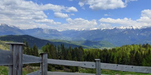 Le montagne della Val di Fiemme