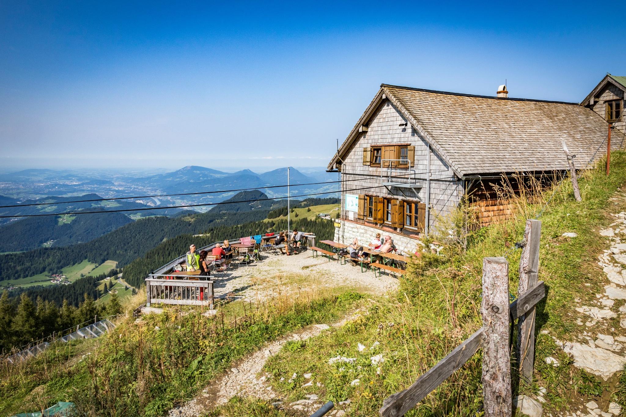 Purtschellerhaus Wanderung