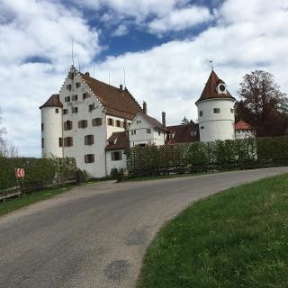 Burg Waldburg Zeil bei Eglofs