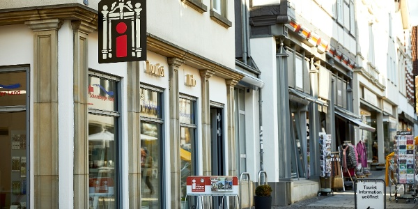 Tourist-Information Bückeburg