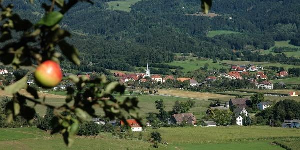 St. Georgen - Blick auf St. Georgen