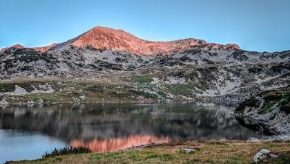 Bucura Lake, Retezat