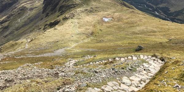 Descent Towards Haystacks