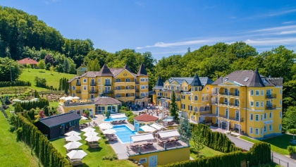 0001 - Hauptfoto -Copyright Schlössl Hotel