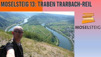Moselsteig Etappe 13 | Traben Trarbach - Reil | Wandern an der Mosel | Dirk Outdoor | # 97