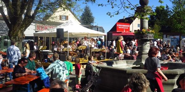 Brunnenfest 2016