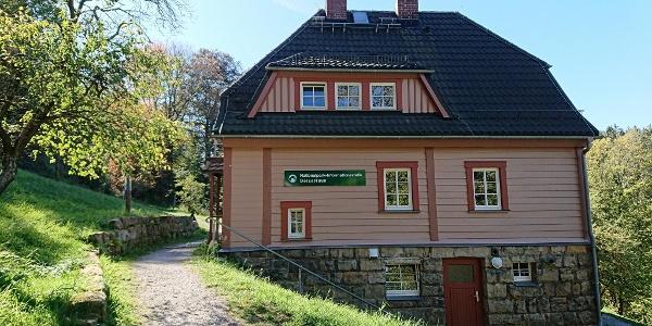 Das Beizehaus - Nationalparkinformationsstelle