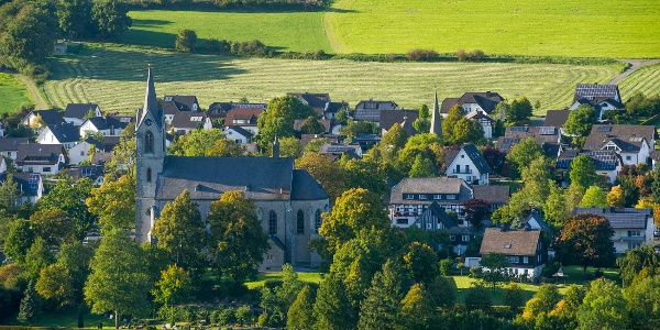 St. Pankratius in Eslohe - Reiste