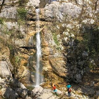 Wasserfall Beri