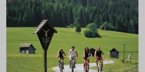 Gailtal Radweg R3 von Kötschach nach Villach