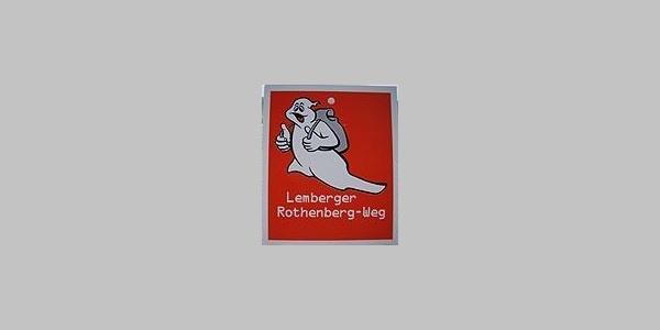 Markierung Rothenberg-Weg