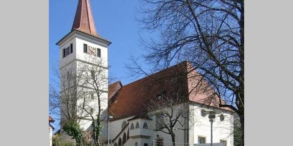 Evangelische St. Blasius Kirche Altdorf