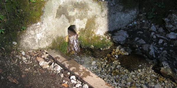 Grofova voda Spring