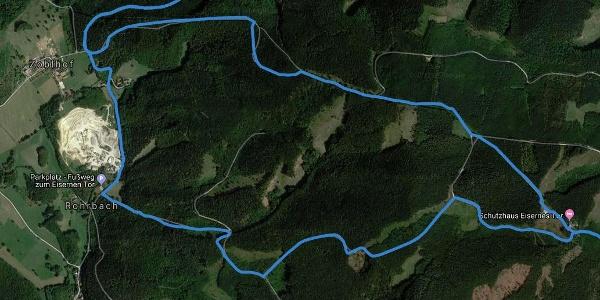 MTB Wienerwald - Kleinere Runde