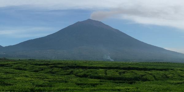 Kerinci Vulkan