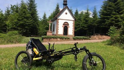 Helgenstöckle Kapelle