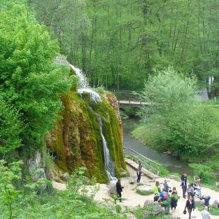 Nohner Wasserfall (Mai 2019)