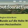 Mountainbike-tour in der Region Köln-Bonn: Runde auf die Hohe Warte von Meckenheim