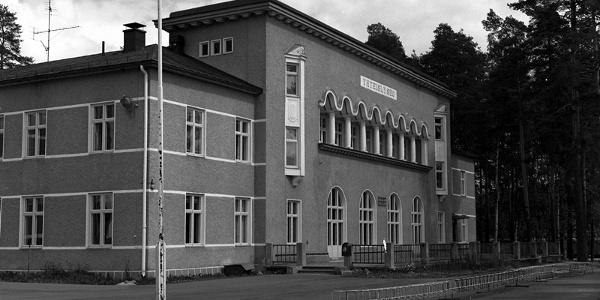 Site 3a. Former ´Hotel Turisti´ in  1986 - 1987