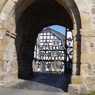 Katharinenturm in Stadt Blankenberg