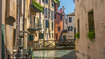 Treviso Canal Houses